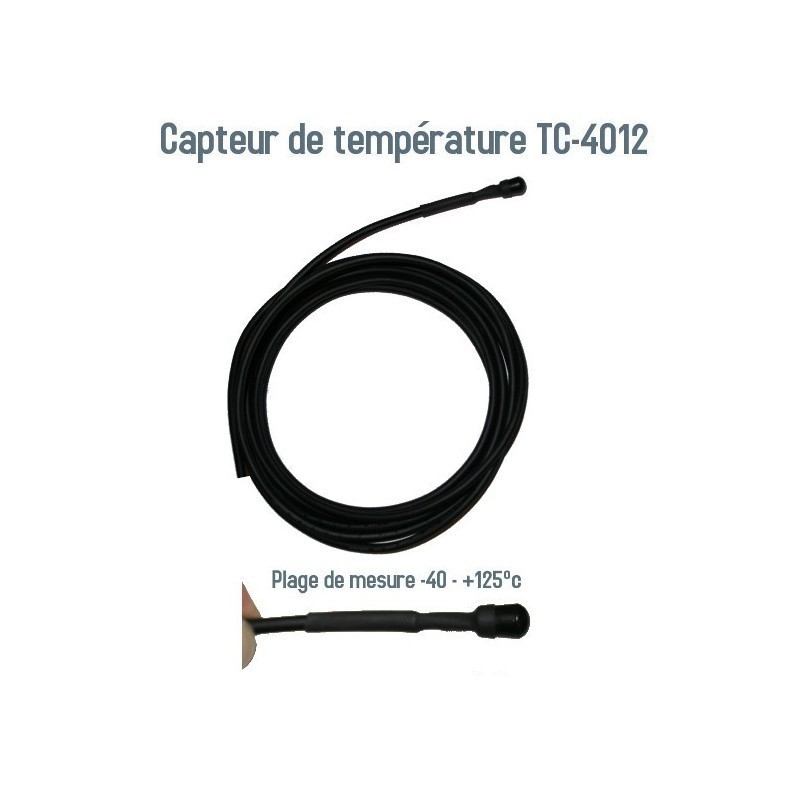 Temperature Sensor TC-4012