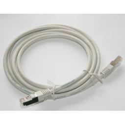 Câble RJ45 Cat 5e FTP longueur: 2m