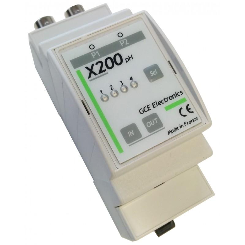 Extension X200pH pour IPX800