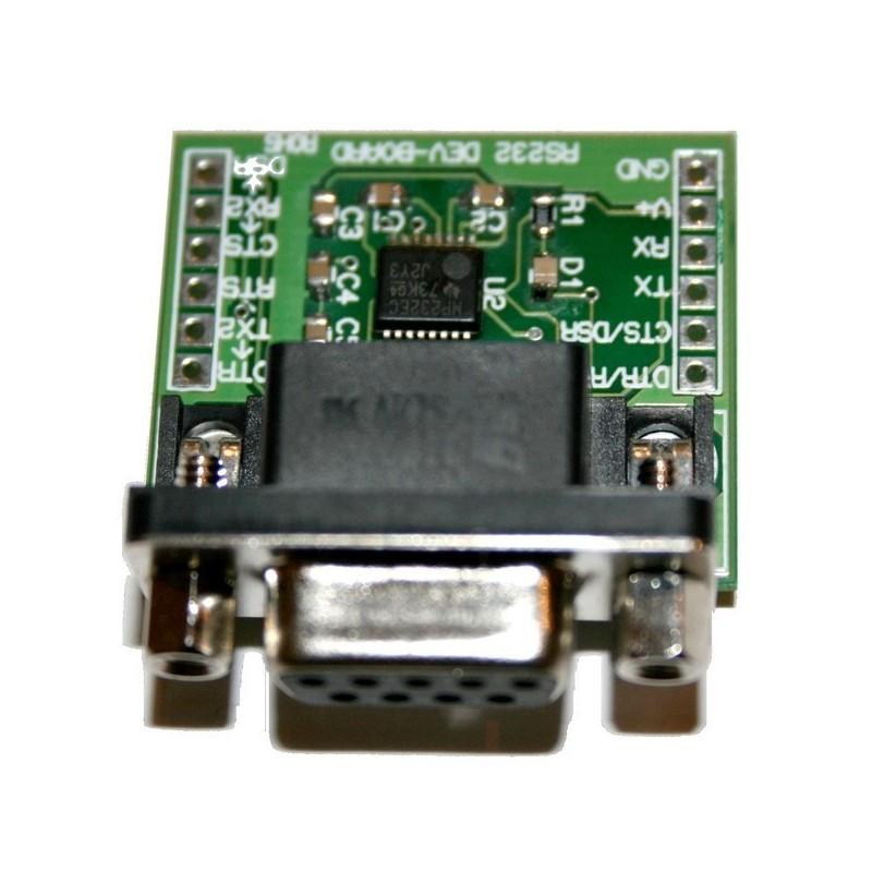 RS232 / TTL 5V and 3.3V converter