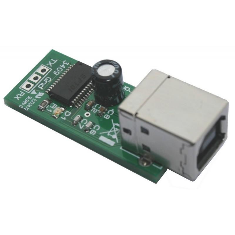 Convertisseur série  USB-X001 (USB vers TTL)
