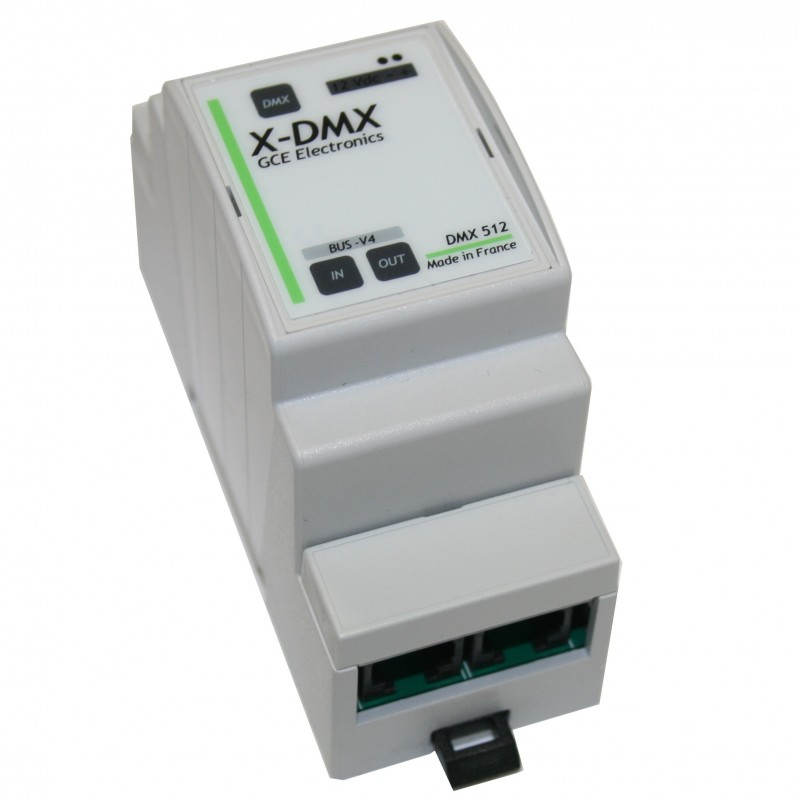 X-DMX Addon for IPX800 v4