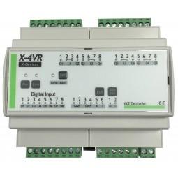 IPX800 V4 - Extension X4VR