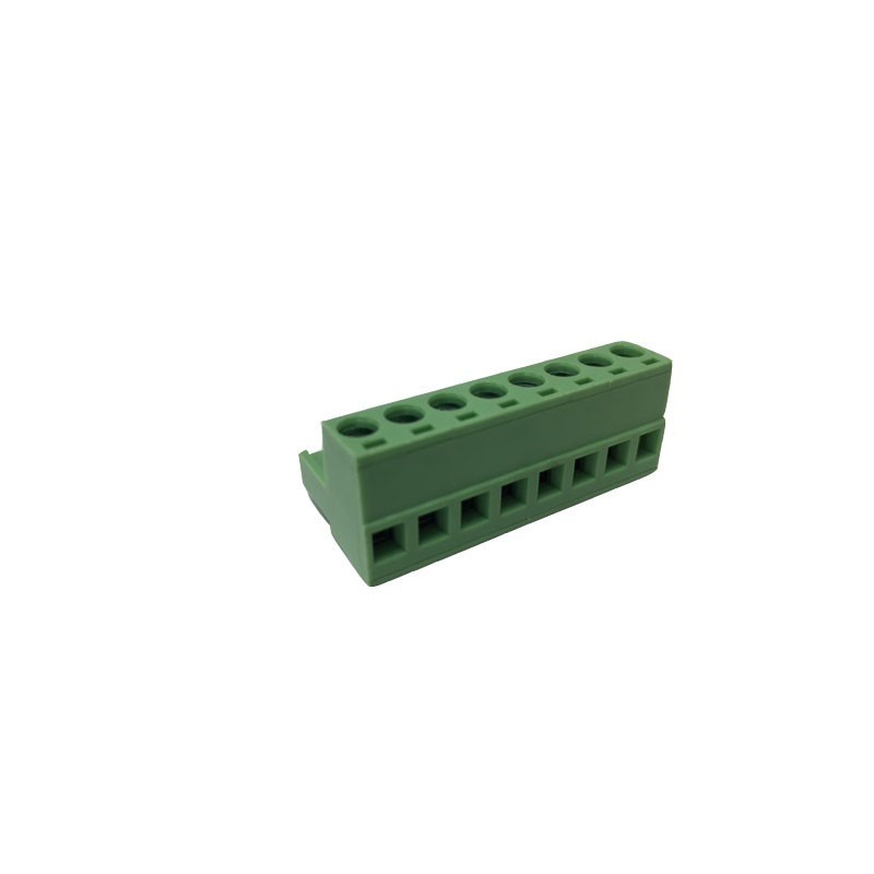 Pluggable terminal block 5.08mm Femal 8 ways