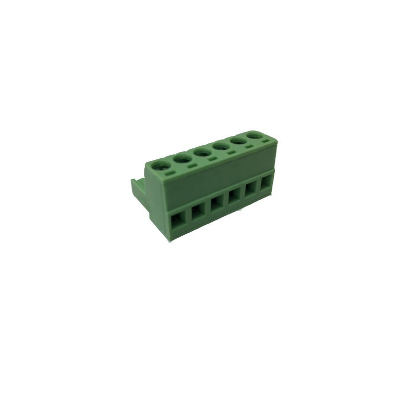 Pluggable terminal block 5.08mm Femal 6 ways