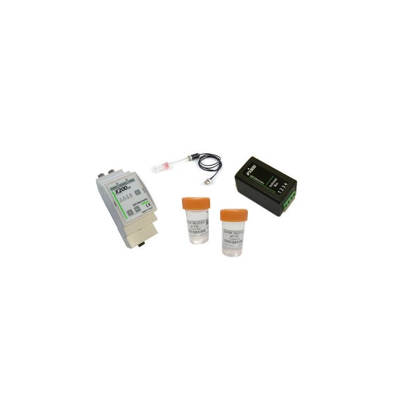 pH maintenance kit for IPX800 V3 and V4